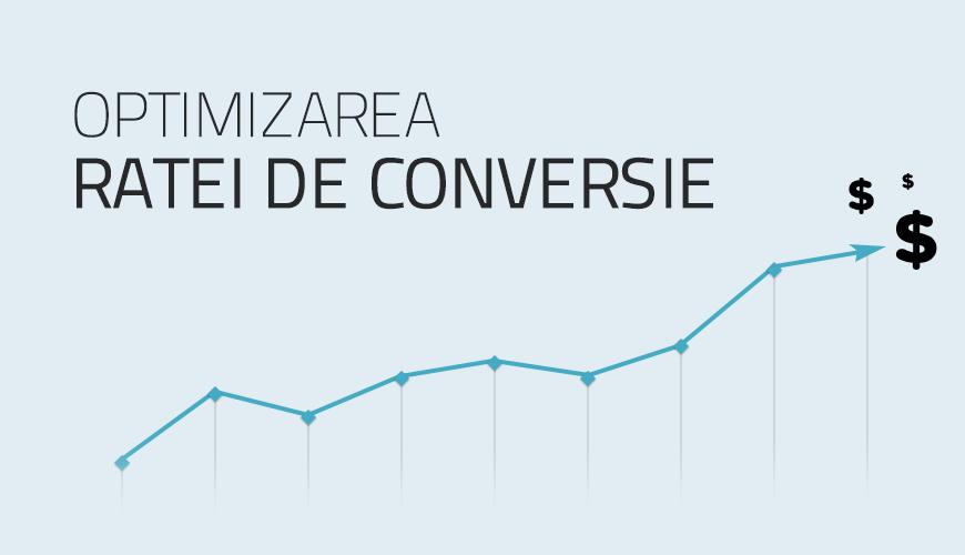 Optimizarea ratei de conversie pentru magazinele online