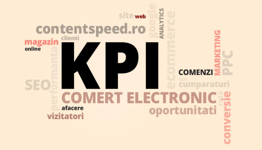 30+ Indicatori cheie de performanta (KPI) pentru comertul electronic de urmarit - partea I