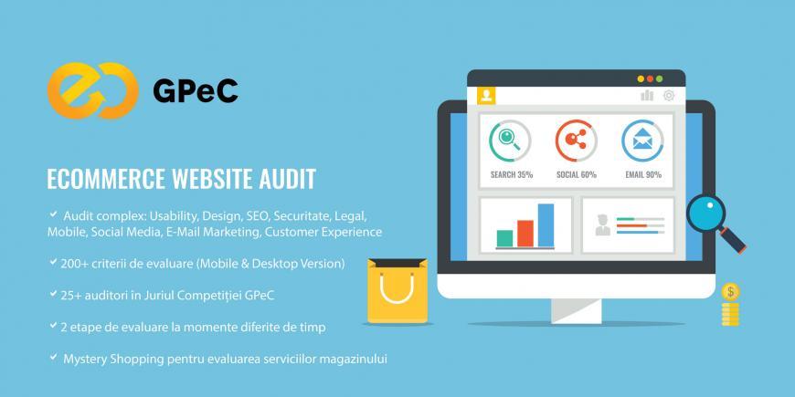 ContentSpeed îți recomandă să înscrii magazinul tău online în Competiția GPeC