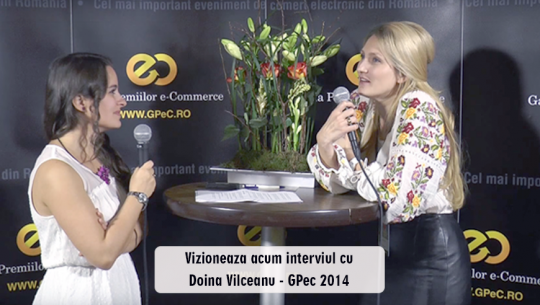 Doina Vilceanu (ContentSpeed): Evolutia pietei de e-commerce din Romania in ultimii ani este extraordinara
