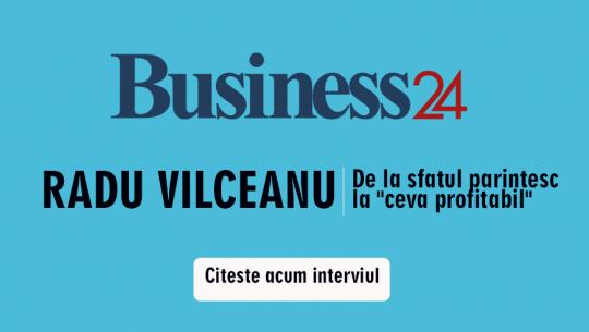 Radu Vilceanu, ContentSpeed: De la sfatul parintesc la